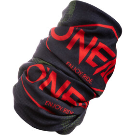 O'Neal Neckwarmer, covert-black/green